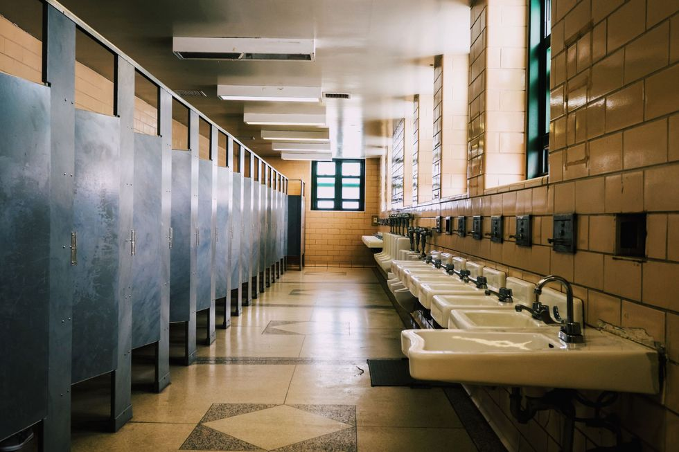 Covid-19 Cleaning Services for Washrooms