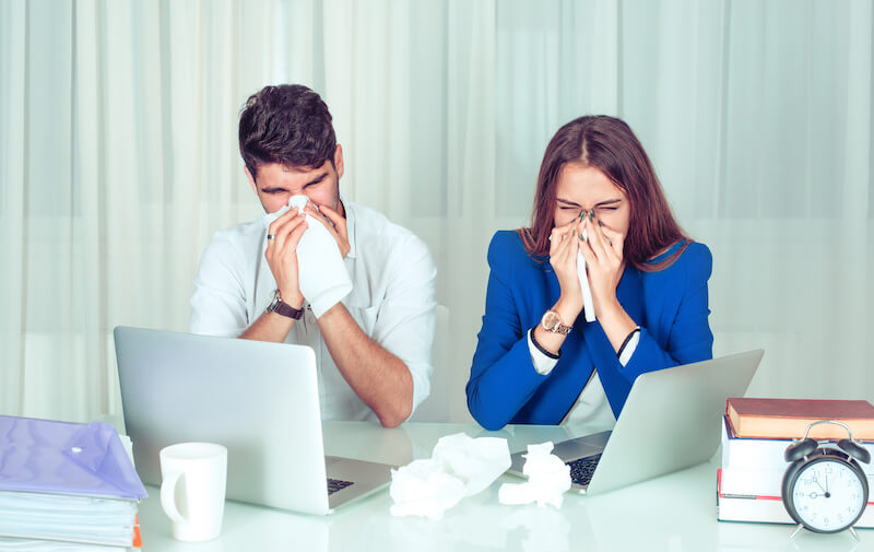 Preparing your Workplace for Flu Season